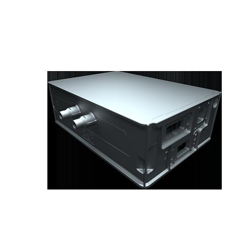 Aluminium Druckguss Batteriebox