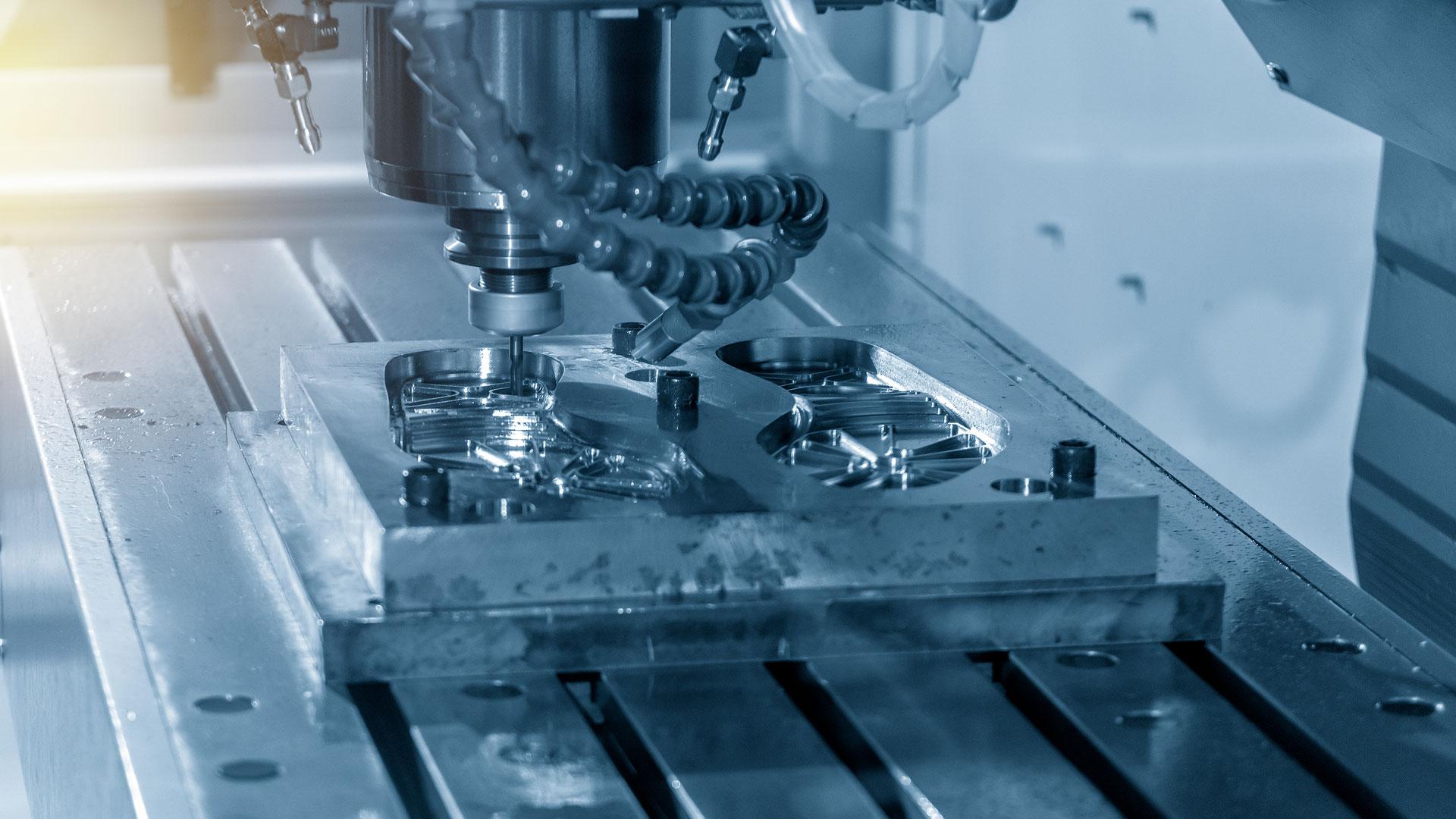 CNC Prototypenbau