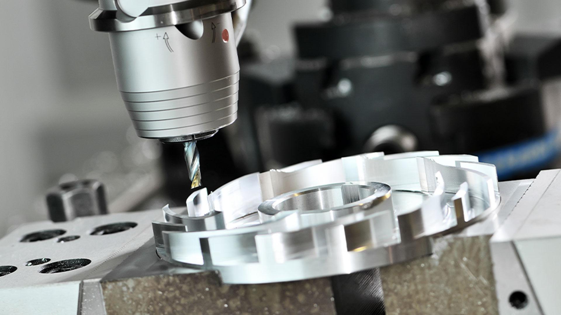 CNC turning & milling