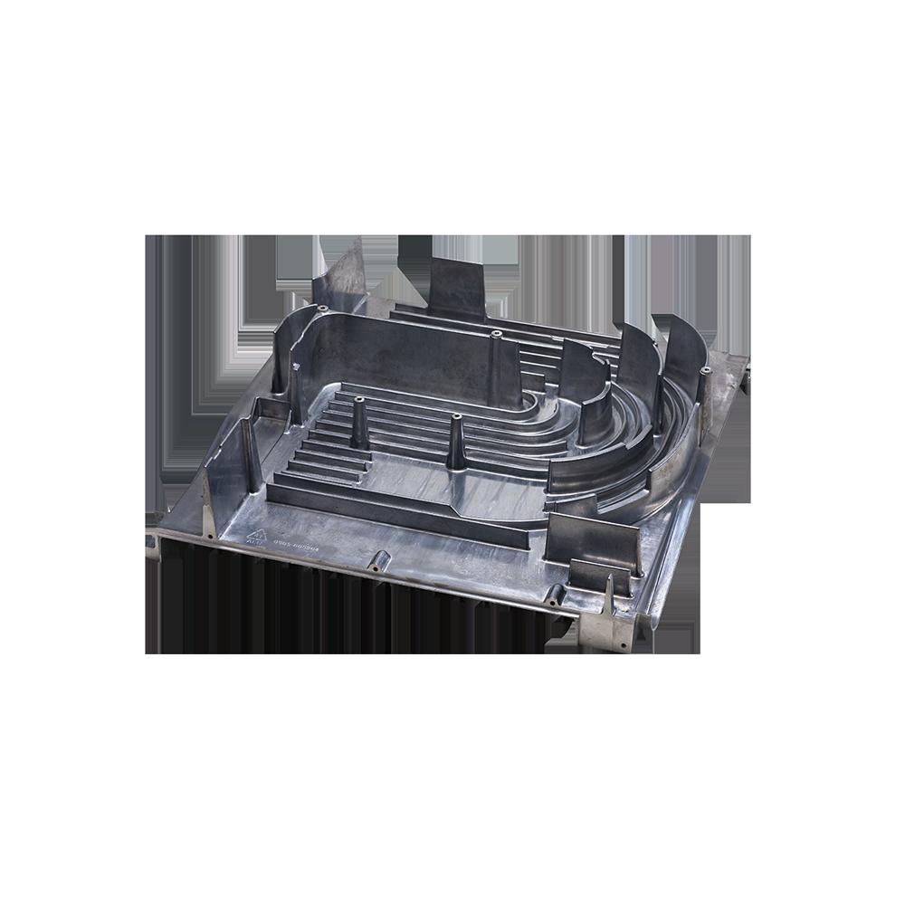 Aluminiumdruckguss Teil Produkt
